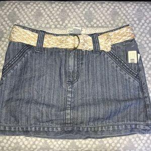 NWT Cherokee skirt size L 10/12